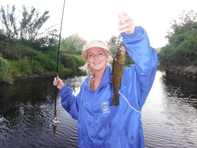 Bass fishing - Dec 2012